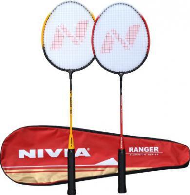 Nivia Ranger Combo Badminton Kit