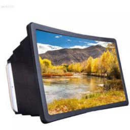 F2 Screen Mobile Phone 3D Screen Magnifier 3D Video Screen Eyes Protection Enlarged Expander (Assorted)