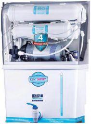 Kent Super Plus 8 ltr RO+UF Water Purifier (White)