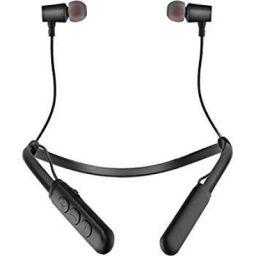 Sami® B11 Wireless Magnetic Bluetooth Neckband Earphones Headset with Mic