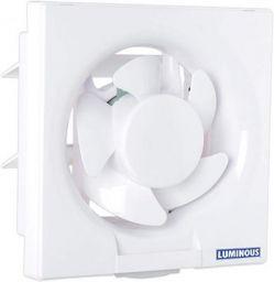 Luminous Vento Deluxe Fresh Air 150mm 30-Watt Ventilator Fan, White
