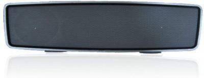 Persang Karaoke PK9700 Bluetooth Speaker with Receiver (Silver)