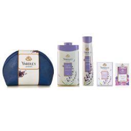 Yardley London English Range Gift Pack, 518 ml (Pack of 4)
