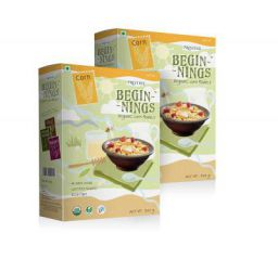 Pristine Organics Beginnings Cereal Flakes