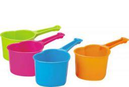 Haixing Plastic Water Ladle, 1.4 litres, Multicolour