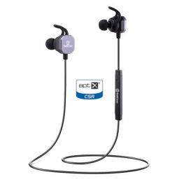 GeekCases BT707 GC-BT-EP-707 BeXitar BT707 Magnetic Wireless Bluetooth in-Ear Headphones with Mic (Black)