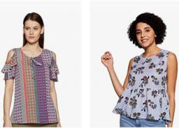 Styleville.in Womens Top & Tshirts up to 80% Off