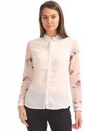 ARROW Women's Shirts at Flat 70% Off