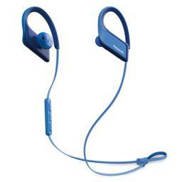 Panasonic Wings Ultra-Light Wireless Bluetooth Sport Earphones Blue (RP-BTS35-A)