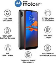 Moto E6s (64 GB)  (4 GB RAM)