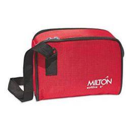 Milton Prime Trendy Plastic Tiffin Box Set, mm, 5-Pieces