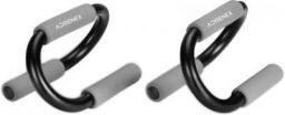 Adrenex by Flipkart Soft Grip, Anti Slip, S-Shape Steel Push Up Bar
