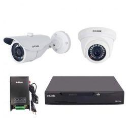 D-Link Full HD Basic CCTV Kit