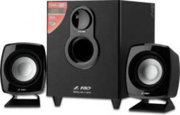 F&D 203G 11 W Portable Laptop/Desktop Speaker