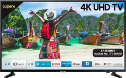 Samsung Super 6 125cm (50 inch) Ultra HD (4K) LED Smart TV