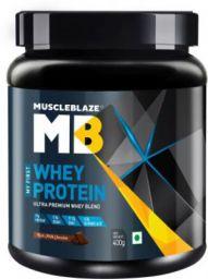 MuscleBlaze 100% Whey Protein (Rich Milk Chocolate)