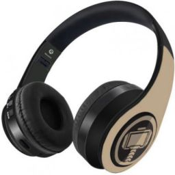 Kook N Keech KNK Iconic Thor Bluetooth Headset with Mic (Over the Ear)