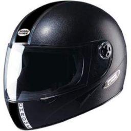 Studds Chrome Eco Helmet Black (XL)
