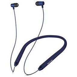 Soundlogic Voice Assistant Neckband in-Ear Sports Bluetooth Wireless Earphone with Deep Bass