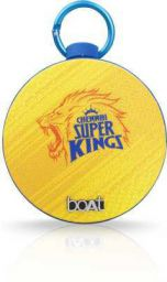 boAt Stone 260 Chennai Super Kings Edition 4 W Bluetooth Speaker  (CSK Yellow, Mono Channel)