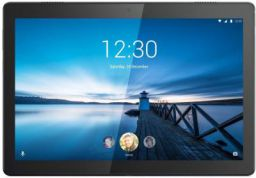 Lenovo Tab M10 Tablet (10.1 inch, 32GB, Wi-Fi + 4G LTE), Slate Black