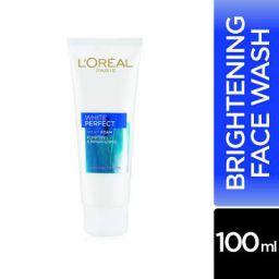 L'Oreal Paris White Perfect Milky Foam Facewash, 100ml