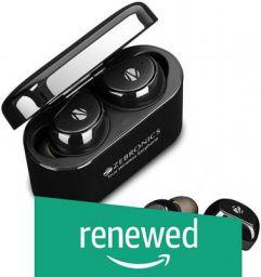 (Renewed) Zebronics Peace Wireless Earphone (Black)