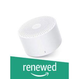 (Renewed) Mi Compact MDZ-28-DI Bluetooth Speaker (White)