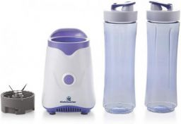 Kelvinator personal_Blender KJB-251 Personal Blender with Travel Sport Bottle and Travel Lid 250 Juicer Mixer Grinder