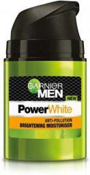 Garnier Men PowerWhite Anti-Pollution Brightening Moisturiser,50g: