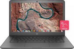 HP Celeron Dual Core - (4 GB/64 GB EMMC Storage/Chrome OS) Chromebook (14 inch, 1.53 kg)