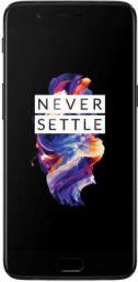 [Refurbished] OnePlus 5 (Midnight Black, 128 GB) (8 GB RAM)