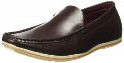 BATA Men's Brooks Brown Formal Shoes