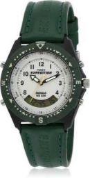 Timex Analog-Digital Beige Dial Men's Watch-TW00MF101