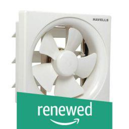 (Renewed) Havells FHVVEDXOWH08 200mm Exhaust Fan (White)