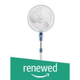 (Renewed) Havells Sprint 400mm Pedestal Fan (Blue)