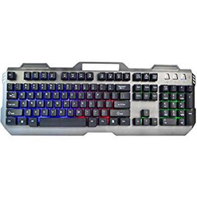 Foxin FGK-901 RGB Backlit Gaming Keyboard (Black)