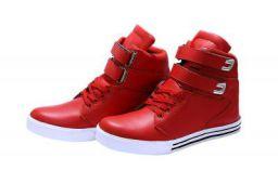 Hush Berry Mens Jordan High Ankle Outdoor Comfortable Sneakers