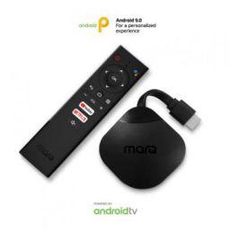 MarQ by Flipkart Turbostream Media Streaming Device with Built-in Chromecast (Black)