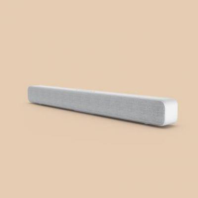 Mi (8 speaker drivers) Bluetooth Soundbar (White, 2.0 Channel)