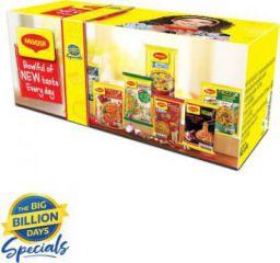 Maggi Assortment Pack Instant Noodles Vegetarian (764.5 g)