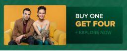 Buy 1 Get 4 Free