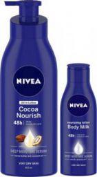 Nivea Cocoa Nourish and Body Milk Nourishing Lotion