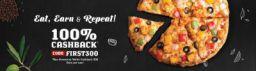 Ovenstory 100% cashback upto Rs 300