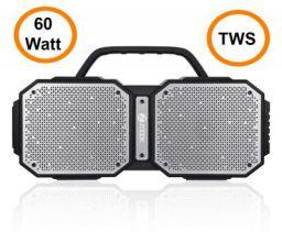 Zoook Rocker Volcano 60 Watts TWS Bluetooth Speaker