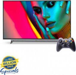 Motorola 164cm (65 inch) Ultra HD (4K) LED Smart Android TV with Wireless Gamepad (65SAUHDM)