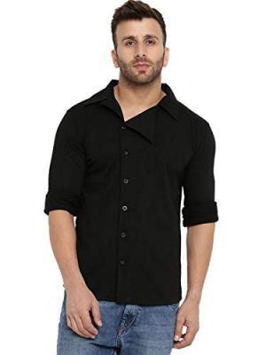 GRITSTONES Cotton Side Placket Full Sleeves Shirt GSFSSHRT2230_P