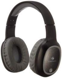 Zebronics Zeb- thunder-Red Over-Ear Bluetooth Headset ( Multi )