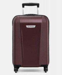 Metronaut S03 Cabin Luggage - 20 inch (Maroon)