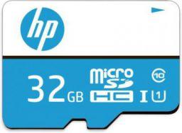 HP U1 TF 32GB Class 10 MicroSD Memory Card with Adapter